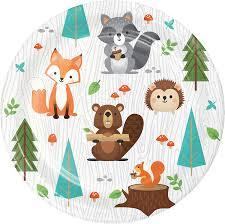 Woodland - Ζωάκια του Δάσους