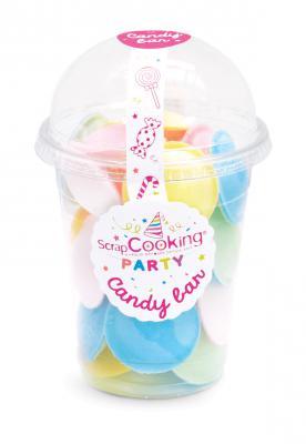 Ζαχαρωτά bonbons σε πλαστικό ποτήρι 25τεμ. 30γρ.