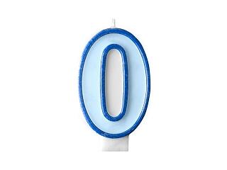 Κερί γαλάζιο Νο 0