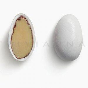 Κουφέτο αμυγδάλου Βασικό λευκό ματ 1kg