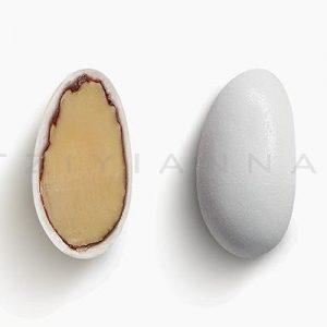 Κουφέτο αμυγδάλου Supreme λευκό ματ