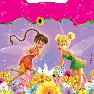 Τσάντες δώρων Fairies Springtime 6τεμ.