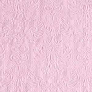 Χαρτοπετσέτες Γλυκού Elegance Rose 25x25 cm 15τεμ.