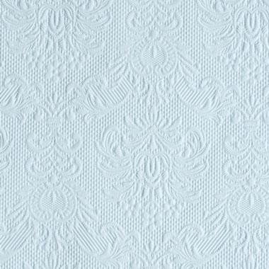 Χαρτοπετσέτες Γλυκού Elegance Light Blue 25x25 cm 15τεμ.