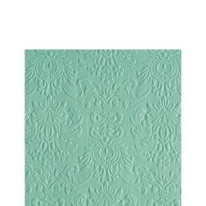 Χαρτοπετσέτες Γλυκού Elegance Pale Aqua 25x25cm 15τεμ.