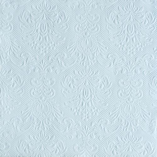 Χαρτοπετσέτες Φαγητού Elegance Light Blue 33x33 cm 15τεμ.
