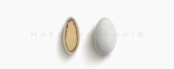 Choco Almond λευκό ματ γεύση Μπανάνα 500gr