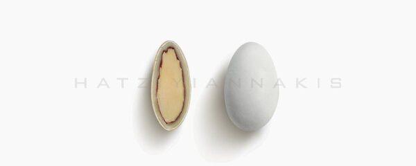 Choco Almond λευκό ματ γεύση Καραμέλα 500gr