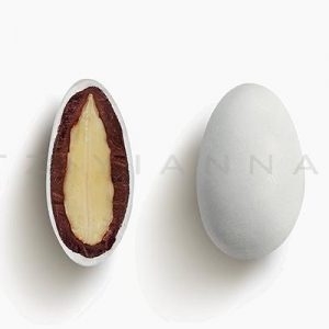 Choco Almond λευκό ματ γεύση Γάλακτος 500gr