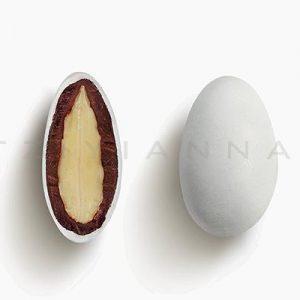 Choco Almond λευκό ματ γεύση Gianduia 500gr