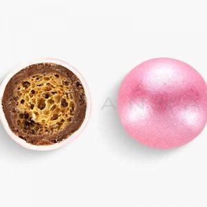 Κουφέτο Crispy περλέ ροζ 350gr