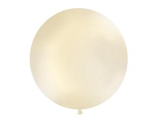 Μπαλόνι Εκρού Παστέλ Μονόχρωμο 1τεμ. 1μ.