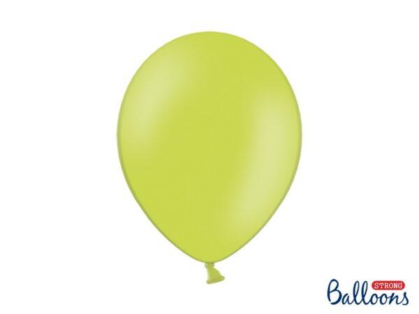 Μπαλόνι Λαχανί Παστέλ Μονόχρωμο 1τεμ. 30εκ.