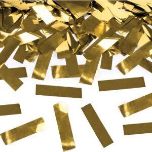 Κανόνι Κομφετί Χρυσό Μεταλλικό 80 εκ. 1τεμ