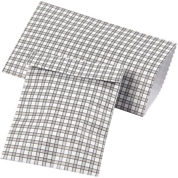 Χάρτινες σακούλες φάκελος 10,5x6εκ. 20τεμ.