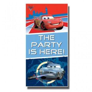 Αφίσα πόρτας Cars