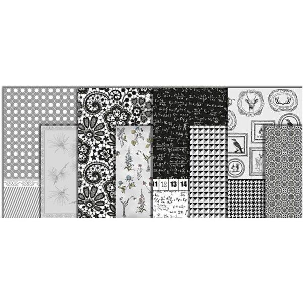 Χαρτί decoupage Oslo 25x35 cm.διάφορα σχέδια