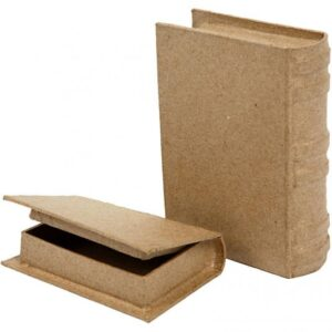 Βιβλίο Papier-Mache 2τεμ.