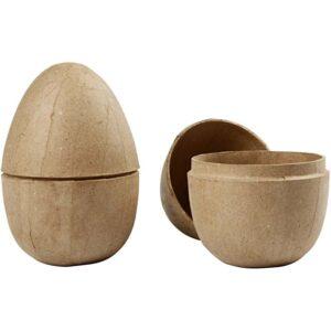 Aυγό Πασχαλινό Papier Mache 1τεμ.