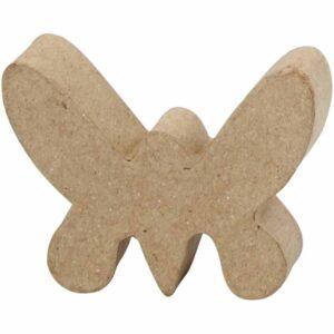 Πεταλούδα Papier Mache 11,5εκ. 1τεμ.