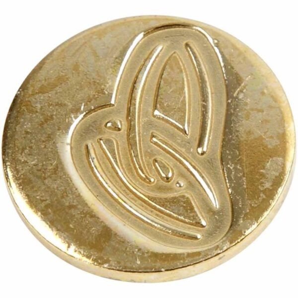 Μεταλλικό Σύμβολο Σφραγίδας Βέρες 1τεμ.