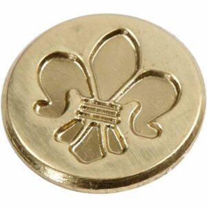 Μεταλλικό Σύμβολο Σφραγίδας 1τεμ.