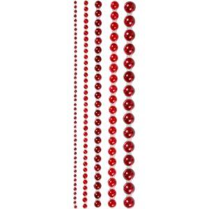 Αυτοκόλλητες διακοσμητικές πέρλες Copenhagen 140τεμ.