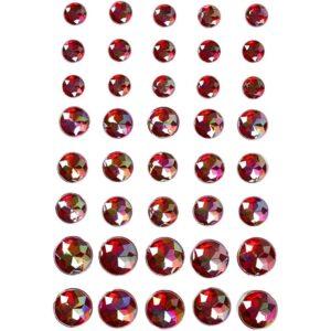 Αυτοκόλλητα  διακοσμητικά διαμάντια Copenhagen 40τεμ.