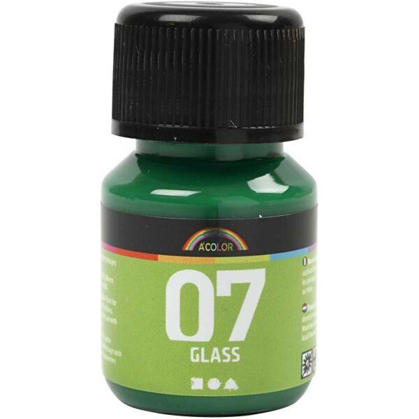 Χρώμα Γυαλιού Πράσινο Kiwi 30ml 1τεμ.