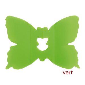 Πλαστικό κλιπ πεταλούδα