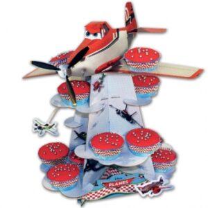 Χάρτινη Βάση για κεκάκια Planes Disney 1τεμ.