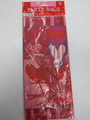 Σακούλες νάυλον Heartfelt Wishes 20τεμ.