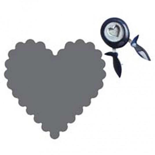 Διατρητής Πιέσεως σε σχήμα Καρδιάς