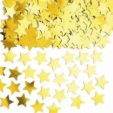 Κανόνι Κομφετί Χρυσό Μεταλλικό Αστέρι 40 εκ. 1 τεμ.