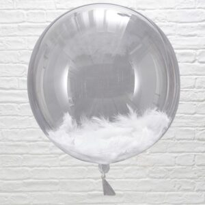 Μεγάλο Μπαλόνι με Φτερά 3τεμ. 18''