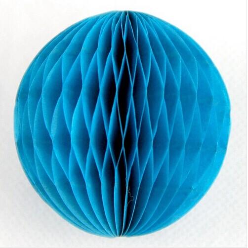 Honeycomb Τυρκουάζ, 15εκ. 1τεμ.