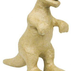 Δεινόσαυρος όρθιος papier mache 9,5x25x22,5εκ
