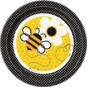 Πιάτα γλυκού Μελισσούλες 8τεμ.