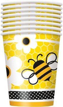 Ποτήρια 270ml Μελισσούλες 8τεμ.
