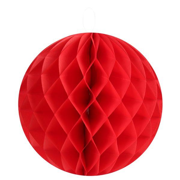 Honeycomb Κόκκινα 10εκ. 2τεμ.