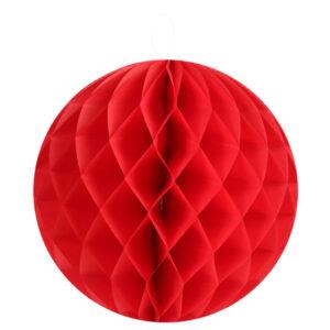 Honeycomb Κόκκινα 20εκ. 2τεμ.