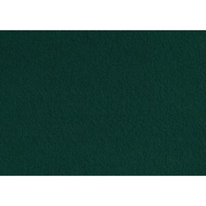 Τσόχα φύλλο 1.5-2 mm 21x30εκ. ΣΚΟΥΡΟ ΠΡΑΣΙΝΟ