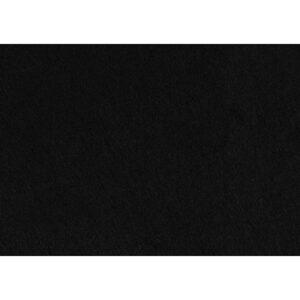 Τσόχα φύλλο 1.5-2 mm 21x30εκ. ΜΑΥΡΟ