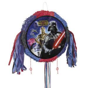 Πινιάτα Star Wars drum pop out 47x8 εκ.