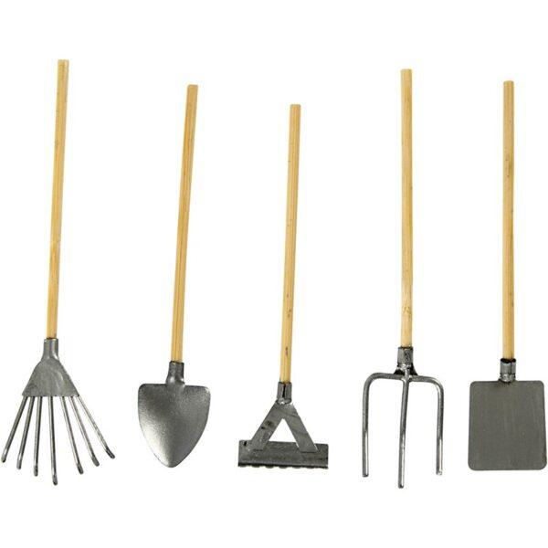 Διακοσμητικά Εργαλεία Κηπουρικής 20τεμ