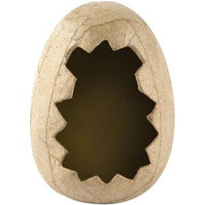 Aυγό Kέλυφος Papier Mache 3τεμ.
