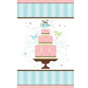 Τραπεζομάντηλο Blushing bride