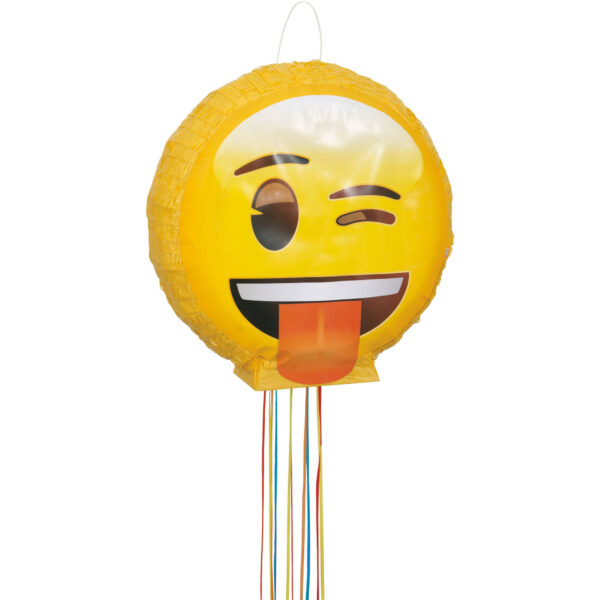 Πινιάτα emoji 38x12εκ. (1τεμ.)