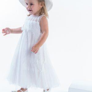 """Φόρεμα βάπτισης """"ΙΡΙΔΑ"""""""