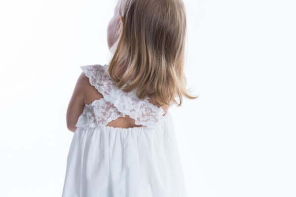 """Φόρεμα βάπτισης """"ΧΡΥΣΑΥΓΗ"""""""